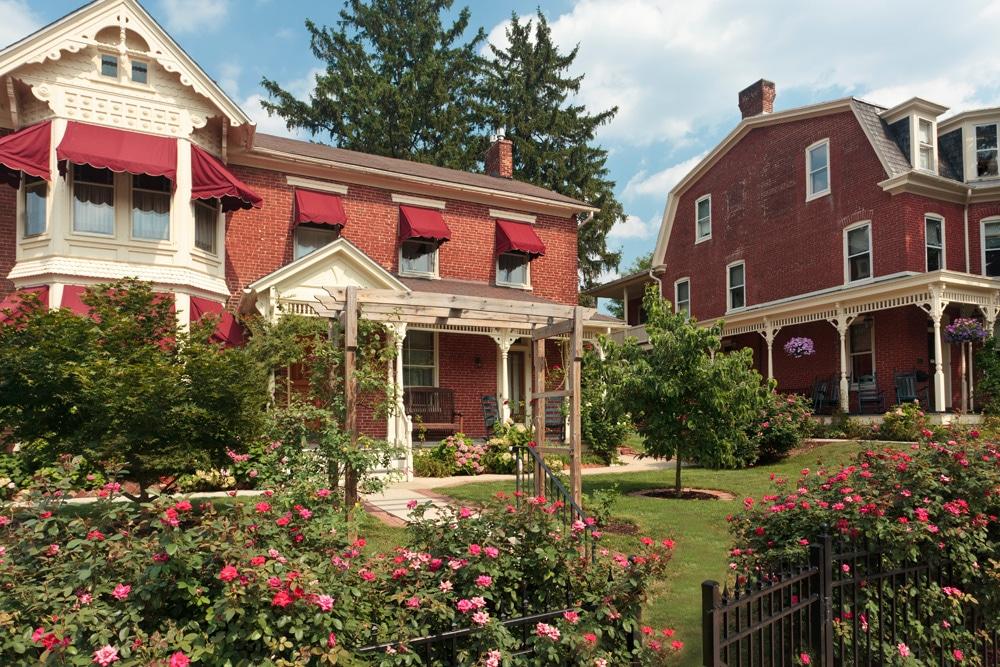 Brickhouse Inn B&B in Gettysburg, Pennsylvania