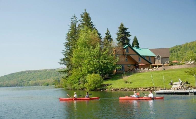 Lake Pointe Inn in Deep Creek, Maryland