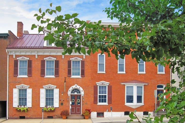 Carlisle House B&B in Carlisle, Pennsylvania