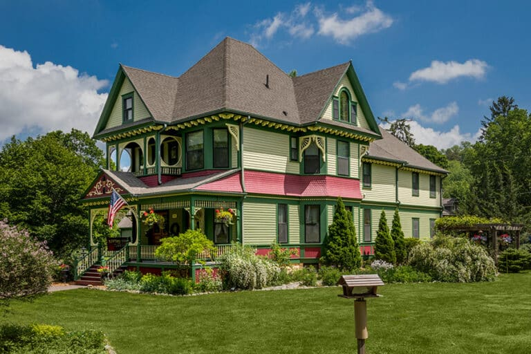 Habberstad House Bed and Breakfast in Lanesboro, Minnesota