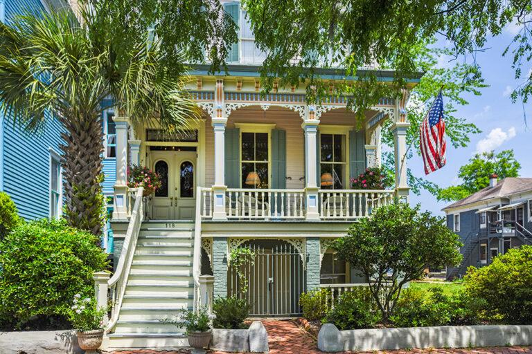 Catherine Ward House Inn in Savannah, Georgia
