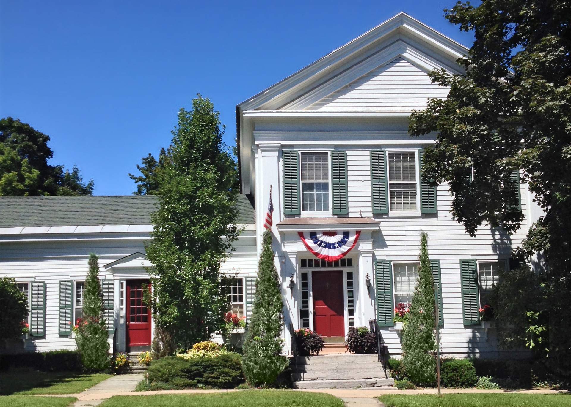White House Inn in Cooperstown, New York
